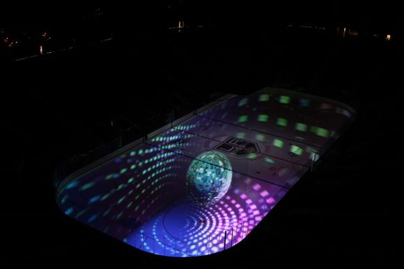 Barco -  DWP Live and friends create projection mapping magic…again!